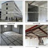 El panel de emparedado del cemento del material de construcción de la estructura EPS para la estructura del marco/la estructura de acero/la estructura concreta