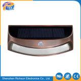 LED de exterior Drawbench branca quente Lanterna Solar Garden Light