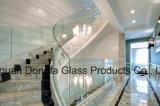 Настраиваемые высокая производительность для использования внутри помещений лестницы Balustrade стекла