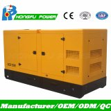 Insieme generatore di forza motrice diesel standby Rated 25-350kVA 28-385kVA con ATS