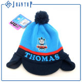 Plegado de la OEM Artesanal de invierno Beanie Hat