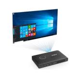 Screenless PC (M6)를 가진 2017 가장 새로운 디자인 휴대용 영사기