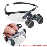 Nouveau 2.5X Dentiste noir loupes binoculaires médicaux de chirurgie dentaire -Alisa
