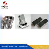 marcadora láser de cobre de aluminio de Plástico de acero inoxidable