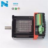 Híbrido integrado NEMA 23 servo motor de pasos con controlador integrado en