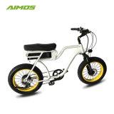 Bici elettrica della bicicletta 36V 10ah di litio della batteria della montagna grassa elettrica della gomma