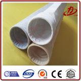 Poliéster antiestático bolsa filtrante del filtro para trabajar la madera