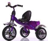Triciclo de crianças simples do bebê dos miúdos das vendas quentes com certificado do Ce