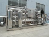 De semi Automatische Apparatuur van de Behandeling van het Water RO met de Certificatie van Ce