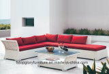 Neuer Entwurf im Freien/Patio-Möbel-Sofa eingestellt (TG-047)