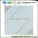 2018 comitati di soffitto di alluminio di costruzione del rullo della decorazione di stampa materiale del rivestimento
