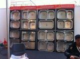 Undmount Stainlesss стали единой чаши кухня блок радиатора процессора