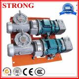 Motore elettrico della gru della costruzione della gru, riduttore
