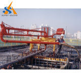 Сделано в заграждении Китая гидровлическом конкретном устанавливая
