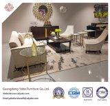 Hotel generoso móveis para Sala de estar do lado de vidro de mesa (7881)