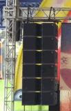حفل موسيقيّ حيّة خطّ عامّة قوّيّة صفح المتحدث ([فت4880])
