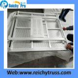 Faltender Sperren-materieller üblicher Aluminiumtyp Sperren