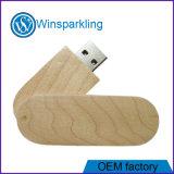 USB verde Key de Wooden com Best Price