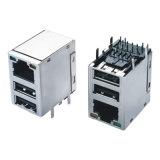 2 порт USB Combo 1000 Base-T разъема RJ45