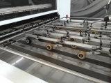 Macchina tagliante a base piatta Semi-Automatica del cartone ondulato con la spogliatura