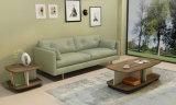 Table basse mobile en bois multicolore pour la maison