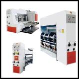 Máquina de impressão ondulada da caixa da caixa do cabo flexível