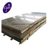 La norma ASTM 430 303 317 321 316L de la placa de la hoja de acero inoxidable