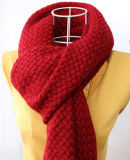 Для женщин и женщин ананас внакидку Slouch вязаные зимние теплые шарфы (SK140)