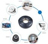 Type coaxial câble coaxial de liaison d'isolation de Fpe d'application de télévision en circuit fermé de Sywv 75-5