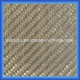 Paño resistente de alta temperatura de la fibra del basalto