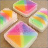 Pigmento de la perla del polvo de mica del oro para el jabón