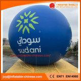 aerostato dell'elio del PVC personalizzato 0.18mm nel cielo per la promozione (B1-209)