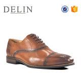 Дешевые продажи мужская мода Enuine кожаную обувь
