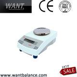 Venta caliente 500g 0,01 g Balanza de pesaje Digital