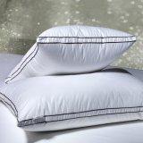 Hotel profissional de penas de ganso artificial de almofadas/Duck travesseiro para baixo