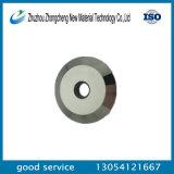 El carburo de tungsteno cementa la pieza inserta del corte de la fibra
