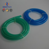Pvc niet - het Opleveren van pvc van de Buizen van de Torsie Vezel Gevlechte Plastic Slang voor de Voorwaarde van de Lucht