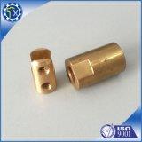 Chemise de cuivre nickelée faite sur commande d'embout de Meade pour le câble métallique