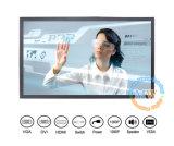 Monitor del LCD de la pantalla táctil de 22 pulgadas con el VGA del USB HDMI DVI entrado (MW-222MBT)