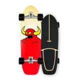 Op Voorraad aangepast Hoge kwaliteit zanddoorn Surfboards Skateboard en CX4 / CX7 /S7 Surf Skate Board tegen lage prijs