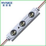 DC12V / 24V LED de alto brilho Moudle SMD5050 40PC por corda para caixa de luz de letra de canal Módulo de LED Ce RoHS UL