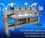 Beste Kwaliteit 4 Hoofd 15 Gelukkige Machine Ho1504 van de Machine van het Borduurwerk van het Kledingstuk van de Hoed van de Computer van de Kleur de Automatische