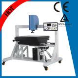 Équipement de test de mesure vidéo et d'épaisseur automatique de l'épaisseur et de la force