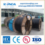 XLPE Armored Medium Voltage MV Copper Power Cable