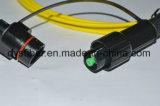 Fibra mini Patchcord impermeabile ottico dello Sc