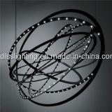 Lámpara moderna de Docorative LED del nuevo diseño famoso de la reproducción