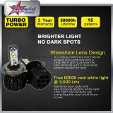 Excelente qualidade High Low Beam H4 Auto LED Headlight Bulb
