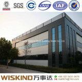 Construção de aço Pre-Projetada para a oficina/armazém em China