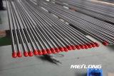 Tube sans joint d'instrumentation d'acier inoxydable de précision de Tp316L