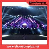 Pared video a todo color de interior del LED (500mm*500mm/500mm*1000m m pH2.97/pH3.91)